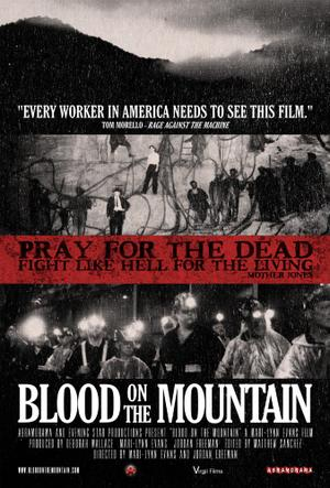 Blood on the Mountain (2016) poster