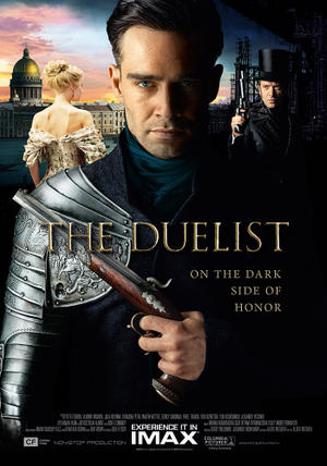 The Duelist (2016) poster