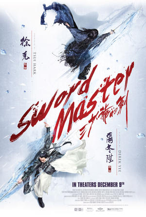 Sword Master poster