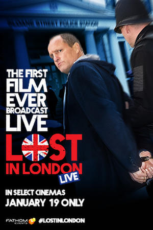 Lost in London LIVE poster