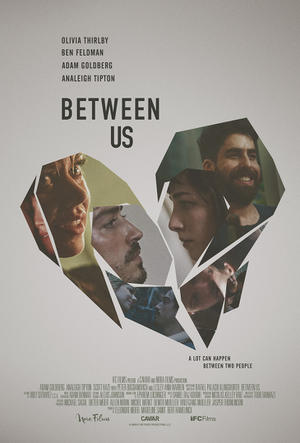 Between Us (2016) poster