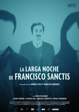 The Long Night of Francisco Sanctis poster