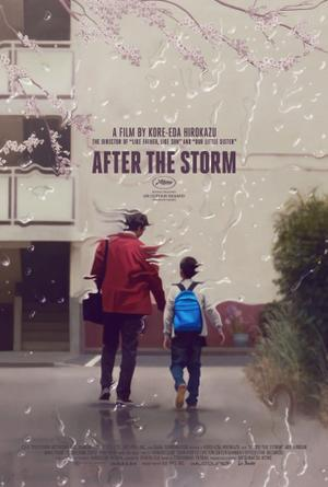 After the Storm (2017) poster
