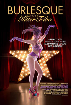 Burlesque: Heart of the Glitter Tribe poster