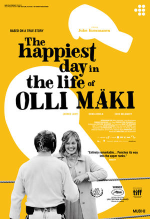 The Happiest Day in the Life of Olli Maki poster