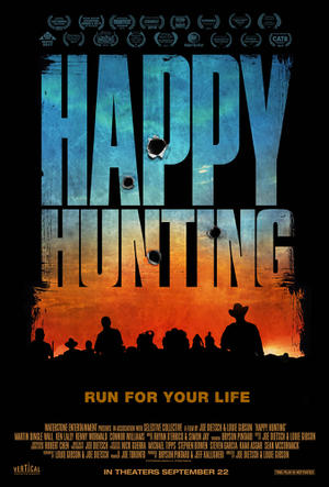Happy Hunting poster