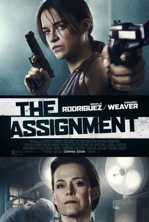 The Assignment (2017) poster