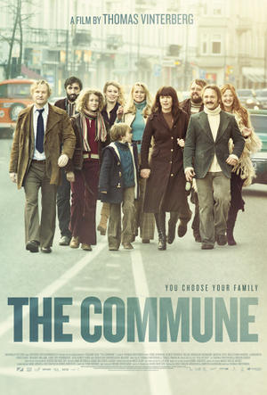 The Commune (2017) poster