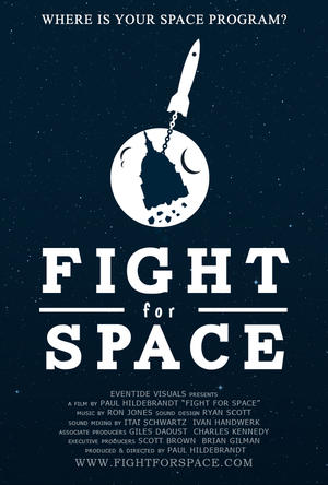 Fight for Space poster
