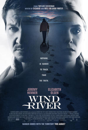 Wind River poster
