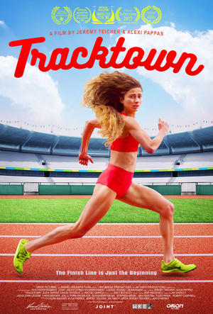 Tracktown poster
