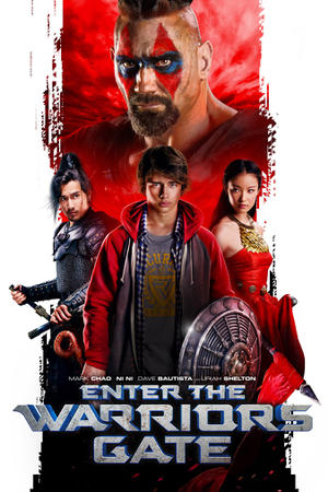 Enter the Warriors Gate poster
