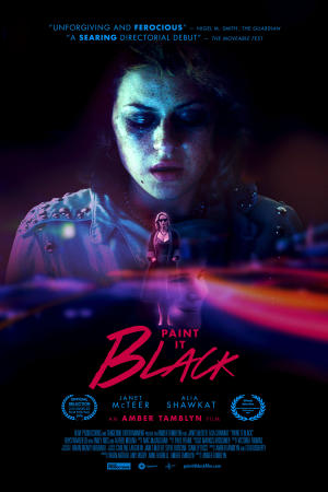 Paint It Black poster