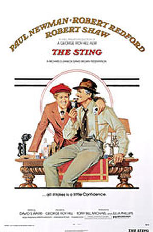 The Sting poster