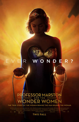 Professor Marston & the Wonder Women poster