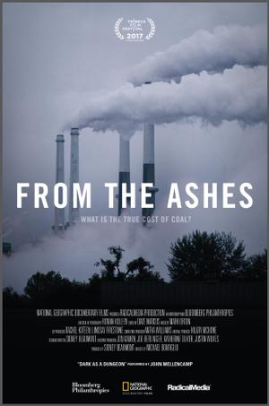 From the Ashes (2017) poster