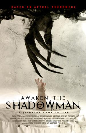 Awaken the Shadowman poster