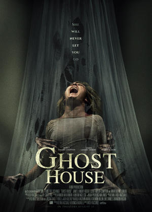 Ghost House (2017) poster