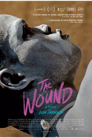 The Wound (2017) poster