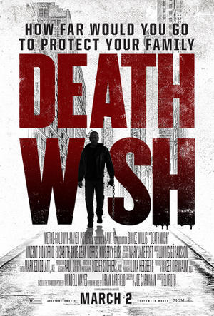 Death Wish (2018) poster
