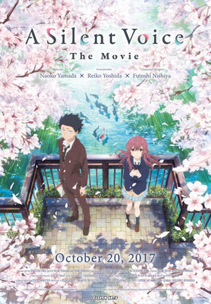 A Silent Voice (2017) poster