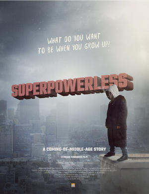 Superpowerless poster