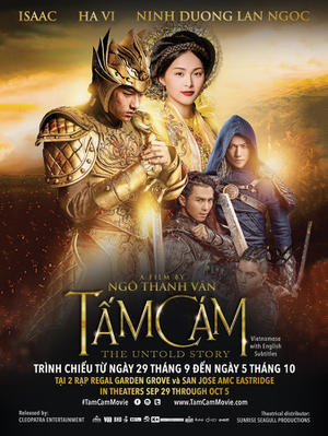 Tam Cam: The Untold Story poster