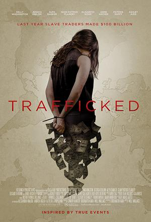 Trafficked (2017) poster