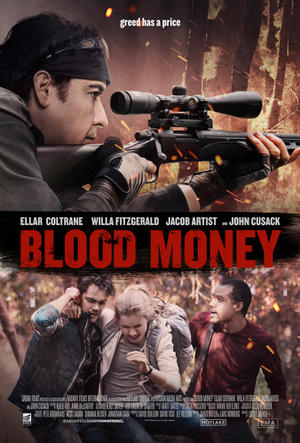 Blood Money (2017) poster