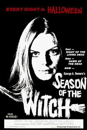 Season of the Witch (1973) poster