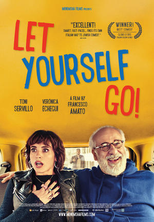 Let Yourself Go (2018) poster