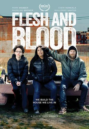 Flesh and Blood (2017) poster