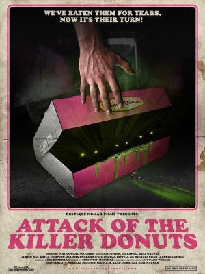Attack of the Killer Donuts poster