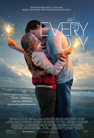 Every Day (2018) poster