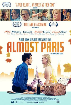 Almost Paris poster