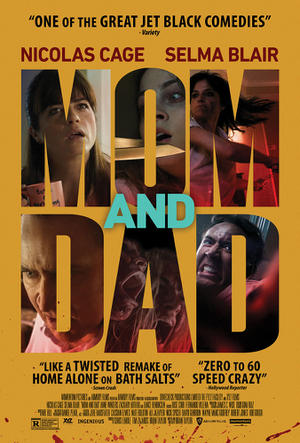 Mom and Dad (2018) poster