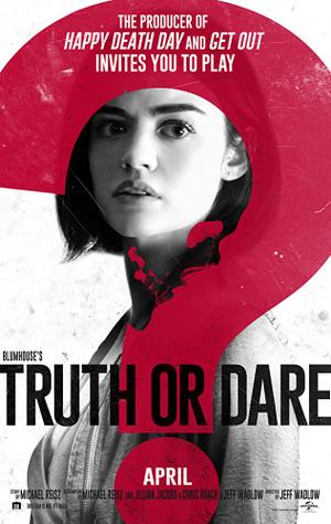 Blumhouse's Truth or Dare (2018) poster