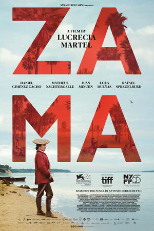 Zama poster
