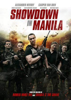 Showdown in Manila poster
