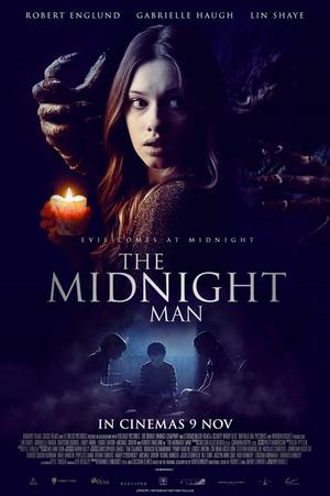 The Midnight Man (2016) poster