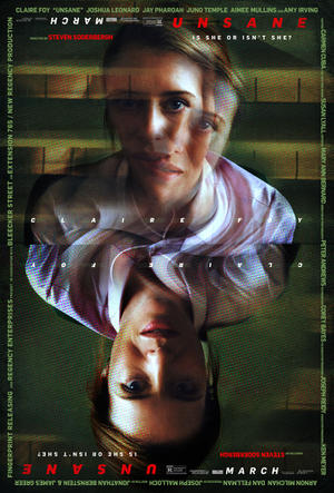 Unsane (2018) poster