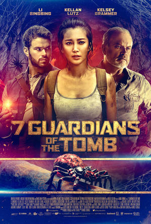 7 Guardians of the Tomb poster