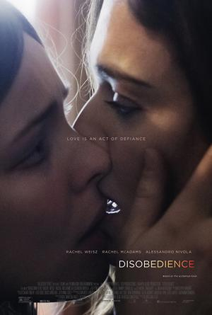 Disobedience (2018) poster
