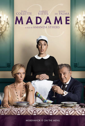 Madame (2018) poster