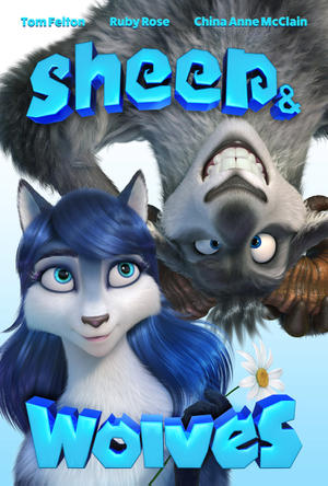 Sheep and Wolves poster