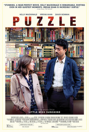Puzzle (2018) poster