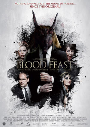 Blood Feast (2018) poster