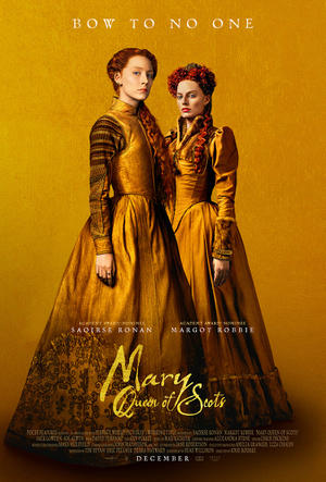 Mary Queen of Scots (2018) poster