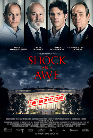 Shock and Awe (2018) poster