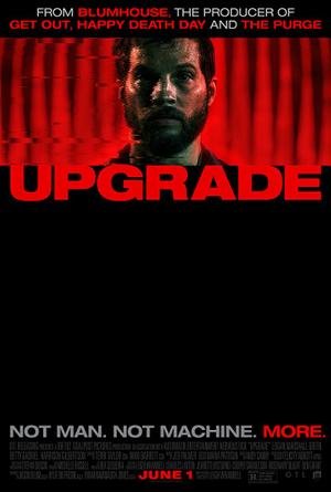 Upgrade (2018) poster